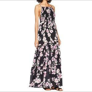 FREE PEOPLE GARDEN PARTY MAXI IN ONYX NWT